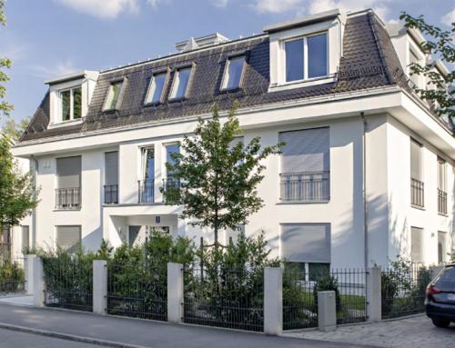"""Bauvorhaben """"Luxus Mehrfamilienhaus am Schlosspark"""" – 8 WE"""